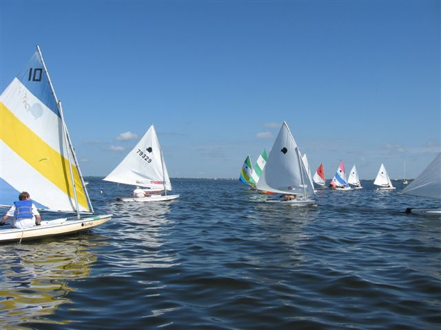 Sailing Center Activities